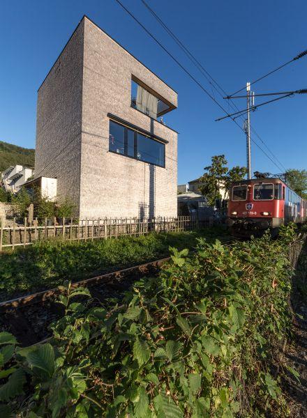 Bahnwärterhaus, Bregenz