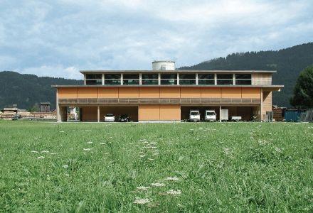 Betriebsgebäude Kaspar Greber, Bezau