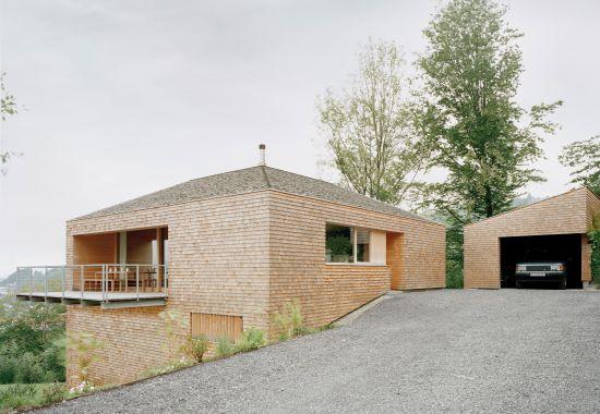 Einfamilienhaus Dür, Schwarzach