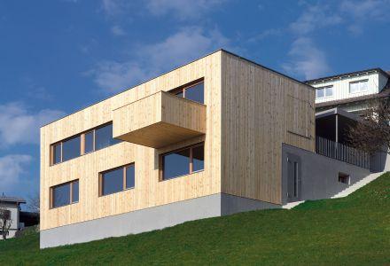 Einfamilienhaus L/U, Dornbirn