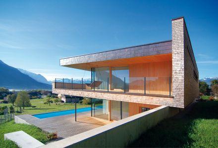 Einfamilienhaus M.-A., Liechtenstein