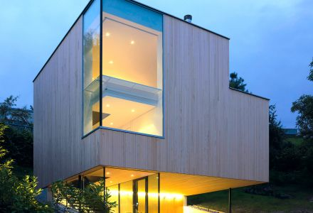 Einfamilienhaus Thurnher, Dornbirn