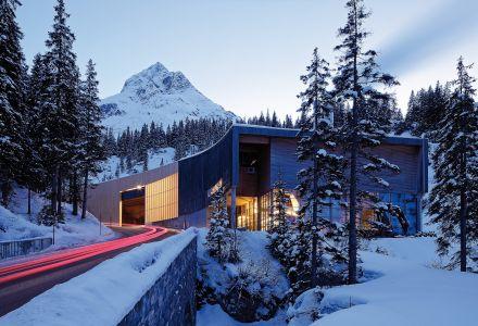 Erweiterung Biomasseheizwerk, Lech am Arlberg
