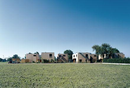Klima:Aktiv Hausanlage Frühlingsstraße, Wolfurt