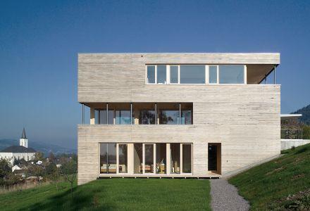 Mehrfamilienhaus Schmolly, Alberschwende