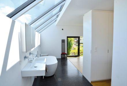 Sanierung Einfamilienhaus Bogensberger, Höchst