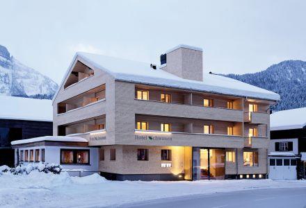 Sanierung Hotel Schwanen, Bizau