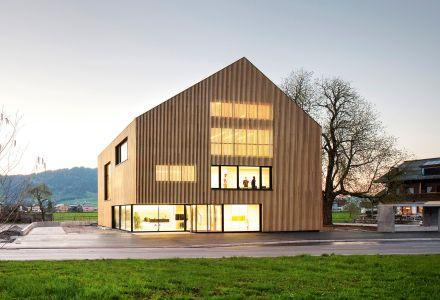 Verwaltungsgebäude der Wälder Versicherung, Andelsbuch